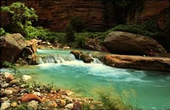 [Havasu Creek photo]